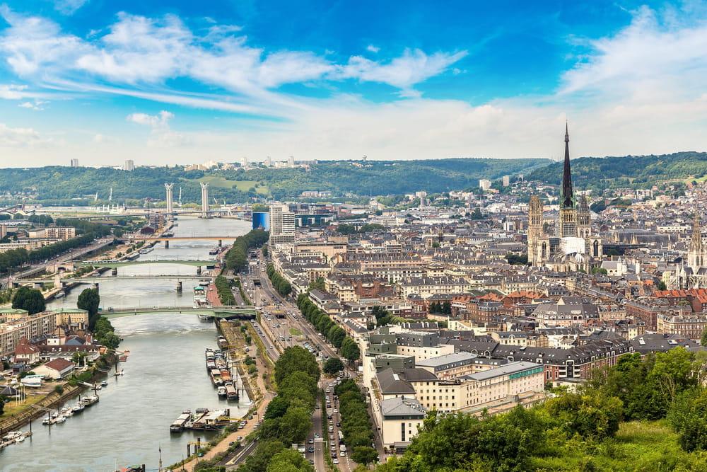 Résultat élection municipale Rouen ©Adobe Stock