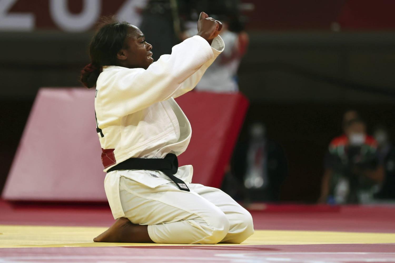 Clarisse Agbegnenou (judo JO): prématurée, gendarme... Qui est la championne olympique?