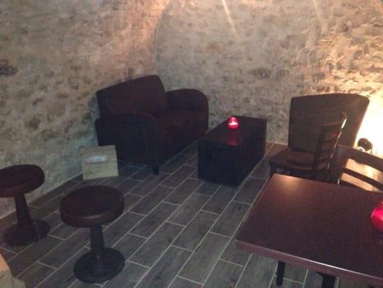 Restaurant : Signé Vin  - Les caves -   © signé vin