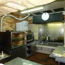Le Grill  - cuisine ouverte -