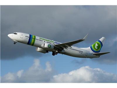 boeing 737-800 au décollage