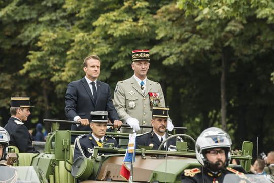 14juillet2020: quid de la cérémonie qui remplace le défilé militaire?