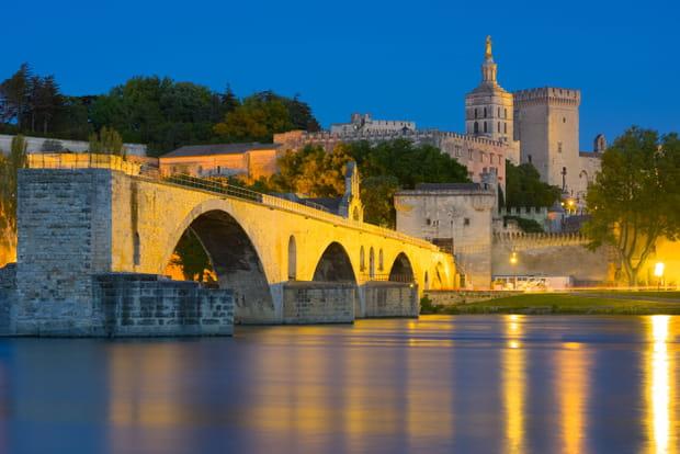 20plus beaux lieux à voir à Avignon