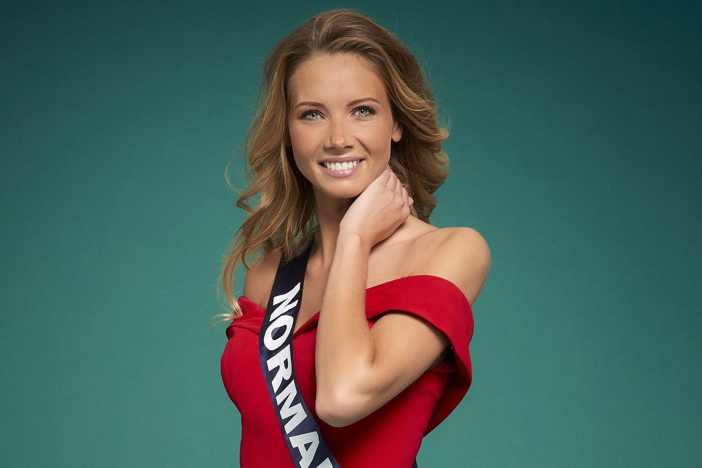 Miss Normandie 2020 : Amandine Petit en route pour un nouveau titre ?