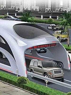 l'objectif de ce projet est de réduire de 30% les embouteillages.
