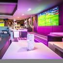 Restaurant : Le QG  - Qg Bar -   © Restaurant le QG