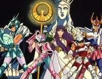 Les chevaliers du zodiaque  : Les guerriers d'Abel
