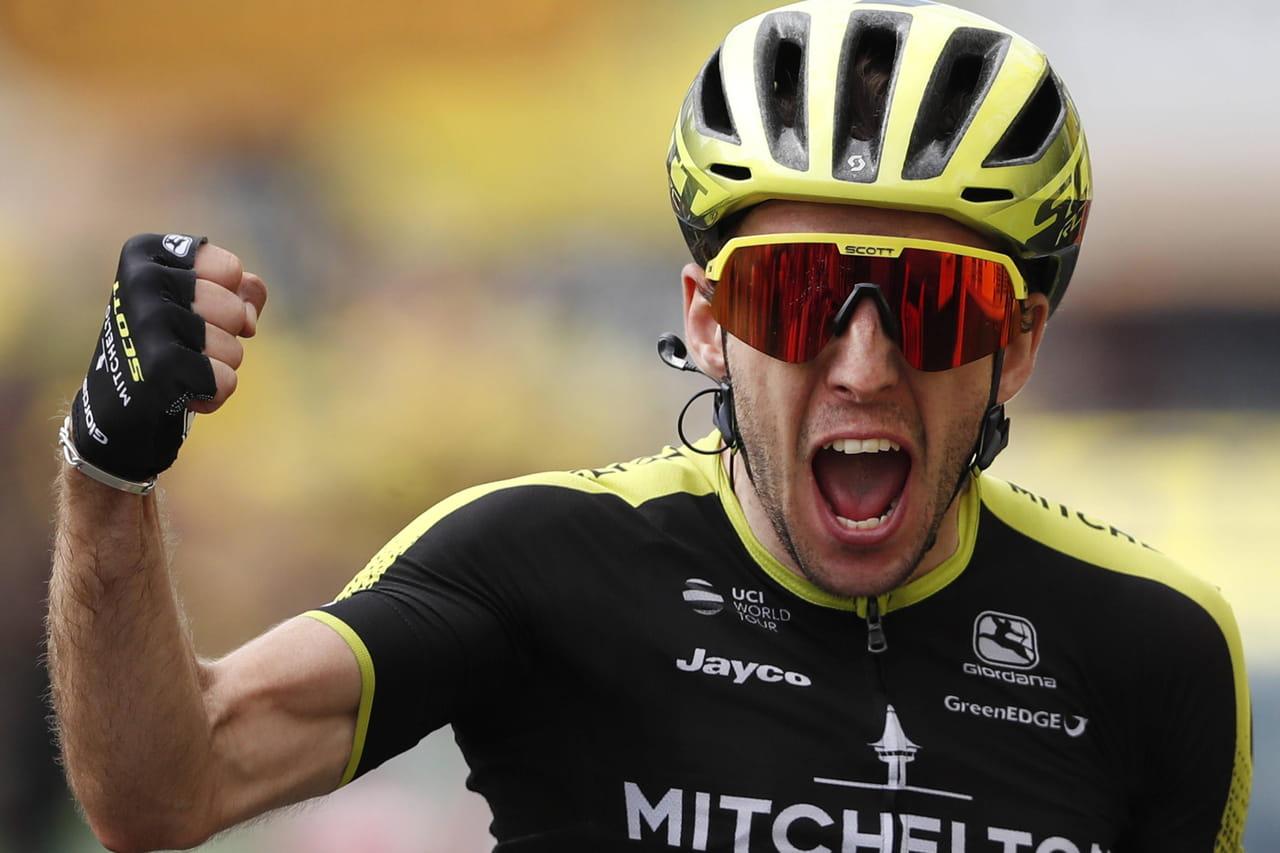 Tour de France: l'étape pour Yates et le nouveau numéro de Pinot, le classement