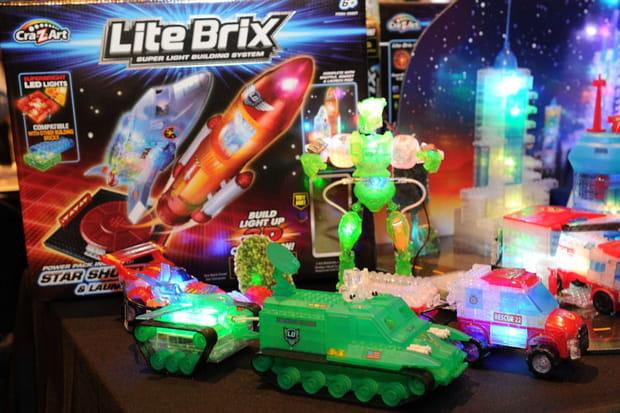 Lite brix: des briques et des LED