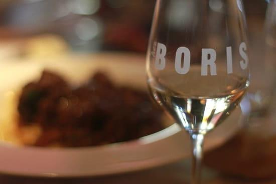 Brasserie Chez Boris  - intérieur Chez Boris Esplanade -