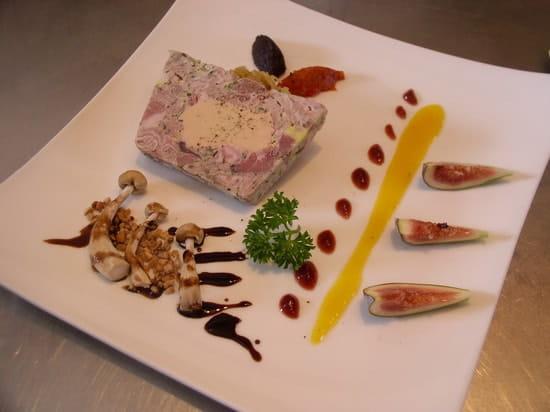 Auberge de Bel Air  - pressé d'andouille et foie gras -   © yveric