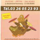 Pizza Delis  - Carte page 1 -   © PositivePC