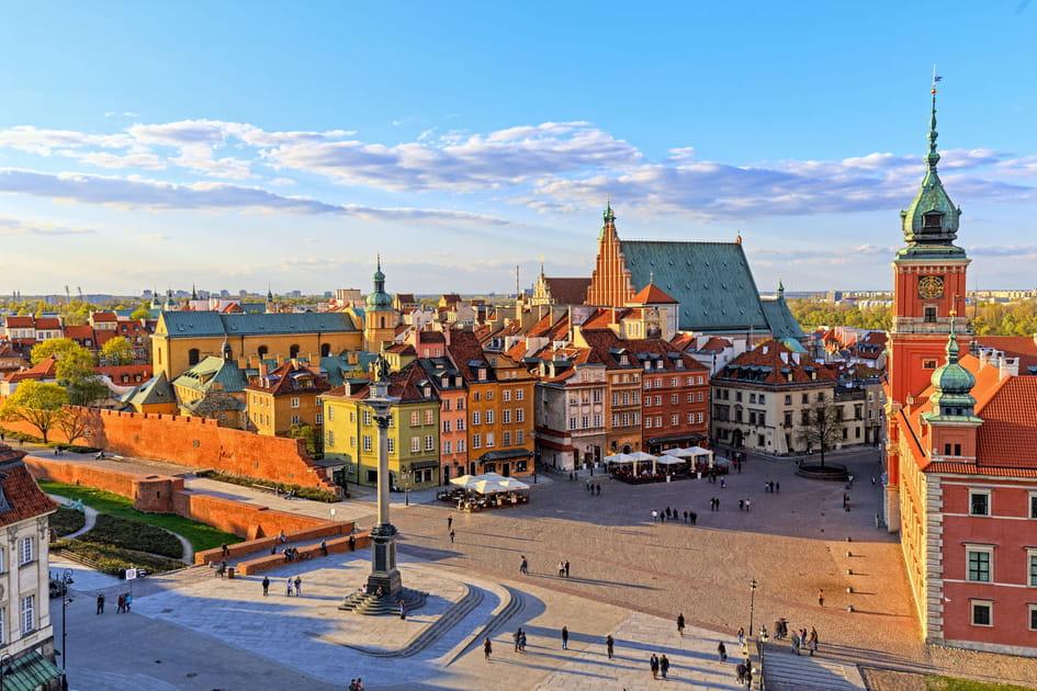 3- Varsovie, en Pologne