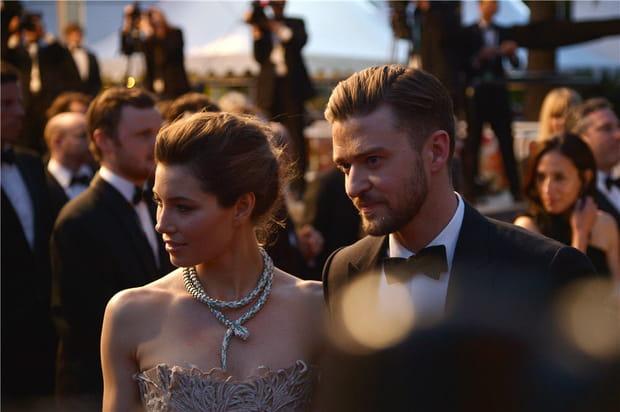 Justin Timberlake et JessicaBiel