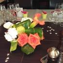 Restaurant le 107  - grande table -