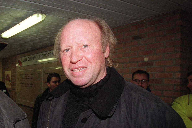 Décès de Daniel Leclercq, entraîneur champion de France avec Lens en 1998