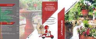 Plat : La Pitchouline  - Carte de la Pitchouline -   © LP
