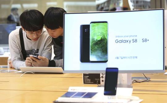 Samsung Galaxy S8: un prix élevé mais une pépite...