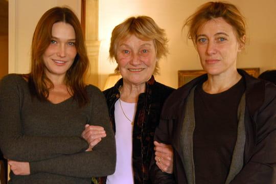 Trois femmes à l'Elysée