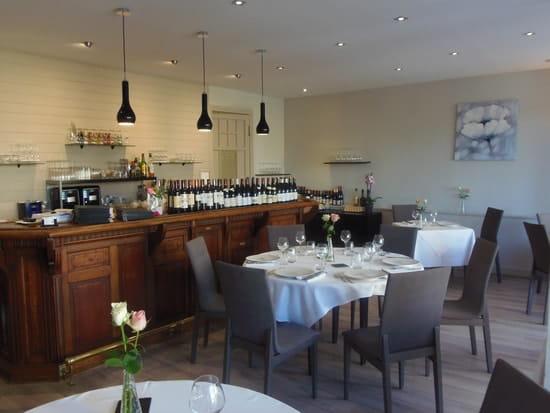 La Table d'Hôtes  - Salle de restaurant -