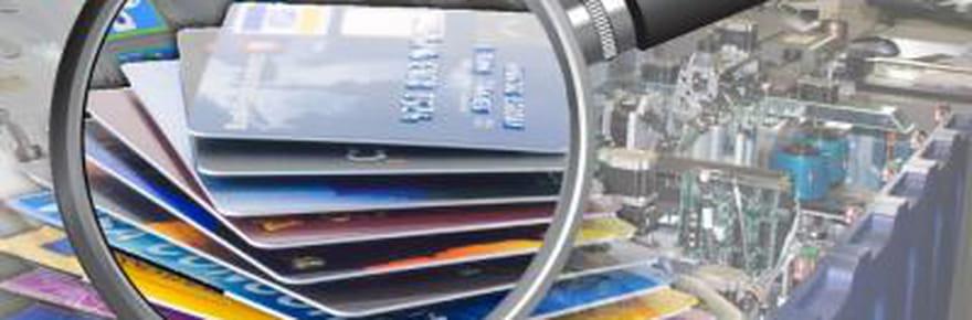 Les secrets de fabrication d'une carte bancaire