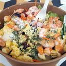 , Plat : Lou Creative Food  - Des bowls généreux à base de produits frais et vinaigrettes maison -   © Lou Creative Food
