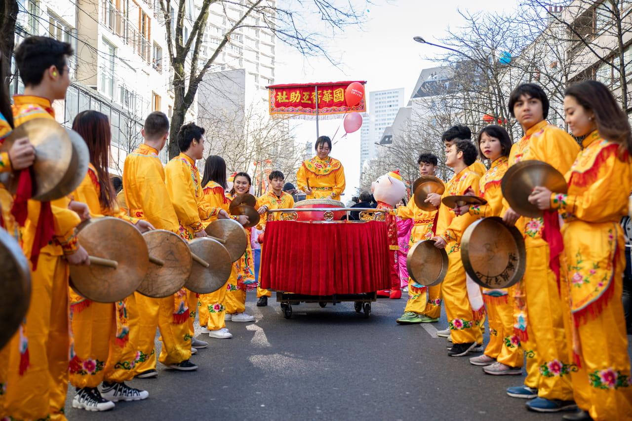 Nouvel An chinois 2020: le défilé de dimanche 2février annulé à Paris