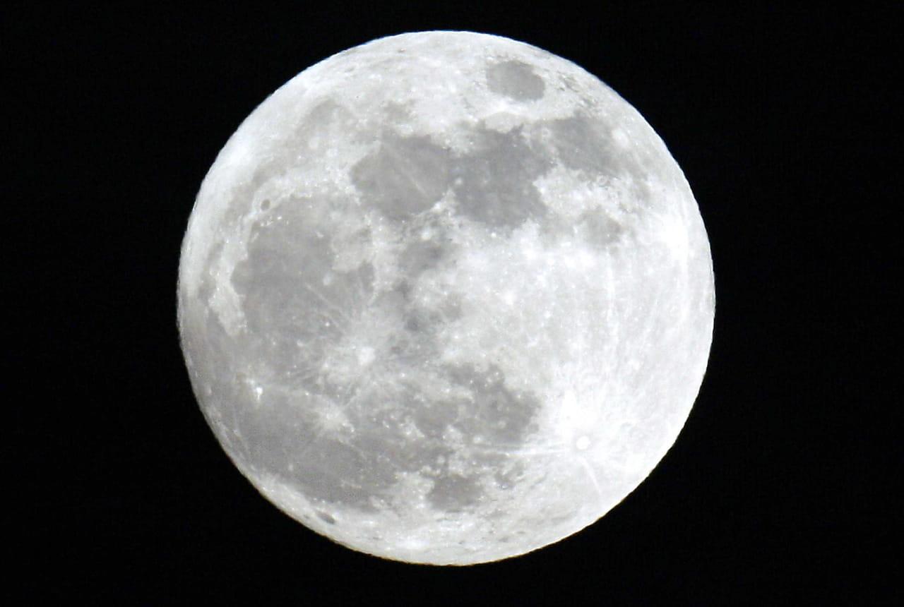 Face cachée de la Lune: des images inédites!