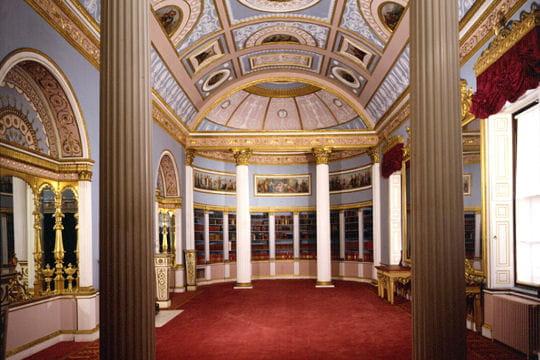 La bibliothèque de Kenwood en Angleterre