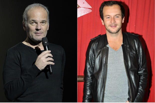 Laurent Baffie et Jérémy Michalak