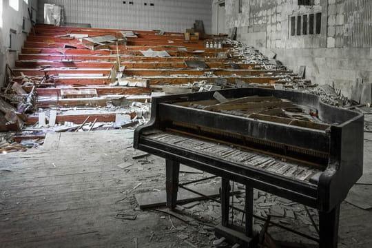 A quoi ressemble Tchernobyl, 30ans après?