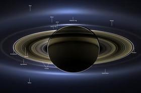 Saturne: l'image spectaculaire dévoilée par laNASA