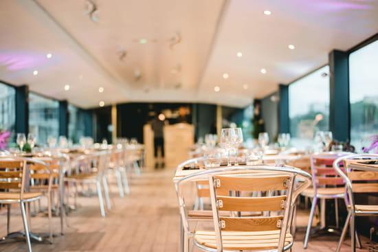 Restaurant : Pizza sur Seine  - Salle -   © Pizza sur Seine