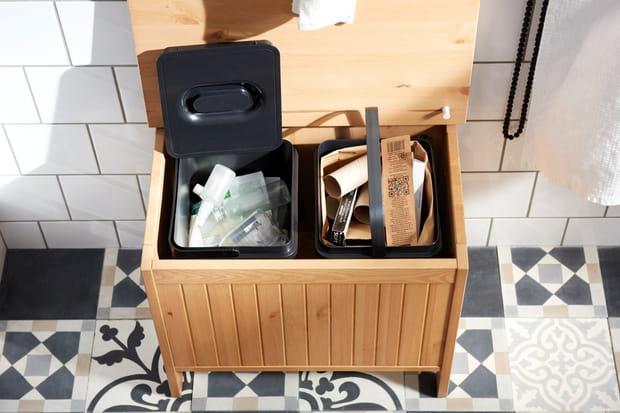 Une poubelle pour ne plus manquer le tri s lectif for Ikea home planner 2017