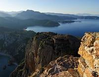 La Corse, beauté sauvage : Entre mers et vents