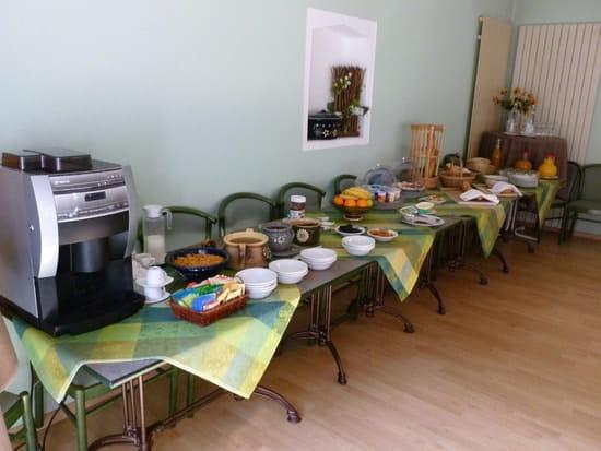 Restaurant Ritter'Hoft  - Notre buffet petit déjeuner -   © Ritter'Hoft
