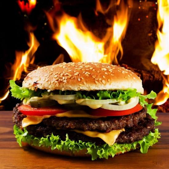 Brasserie Montagne  - Burger  -   © Brasserie Montagne