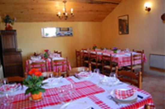Resto'Fouaces  - Salle du restau'fouaces -