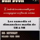 Bar Buck  - after -
