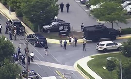 Fusillade à Annapolis (États-Unis): 5morts et au moins 20blessés