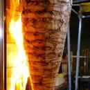 Plat : Mixette  - Shawarma poulet mariné pendant 24h et embrocher les jours mêmes -   © Poulet mariné