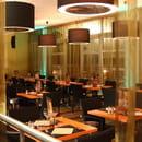 WIN Restaurant du Casino  - Win - vue de soirée -