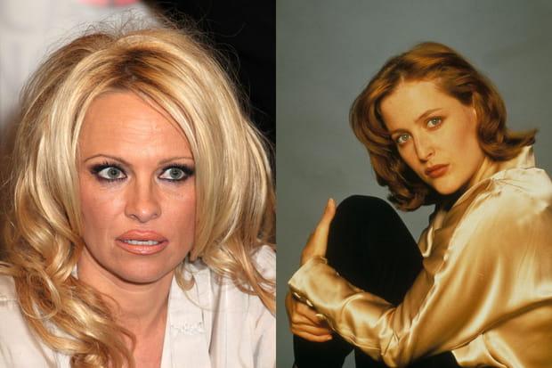 Pamela Anderson n'a pas voulu jouer Dana Scully (X-Files)