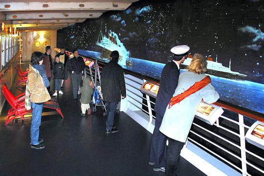 Escal'Atlantic: embarquez à bord d'unpaquebottransatlantique