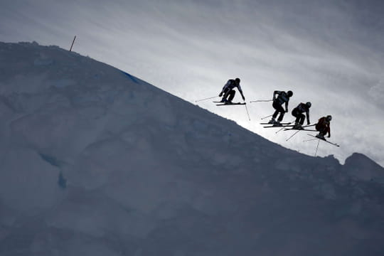 Val Thorens: la station de ski en partie fermée à cause d'Eleanor