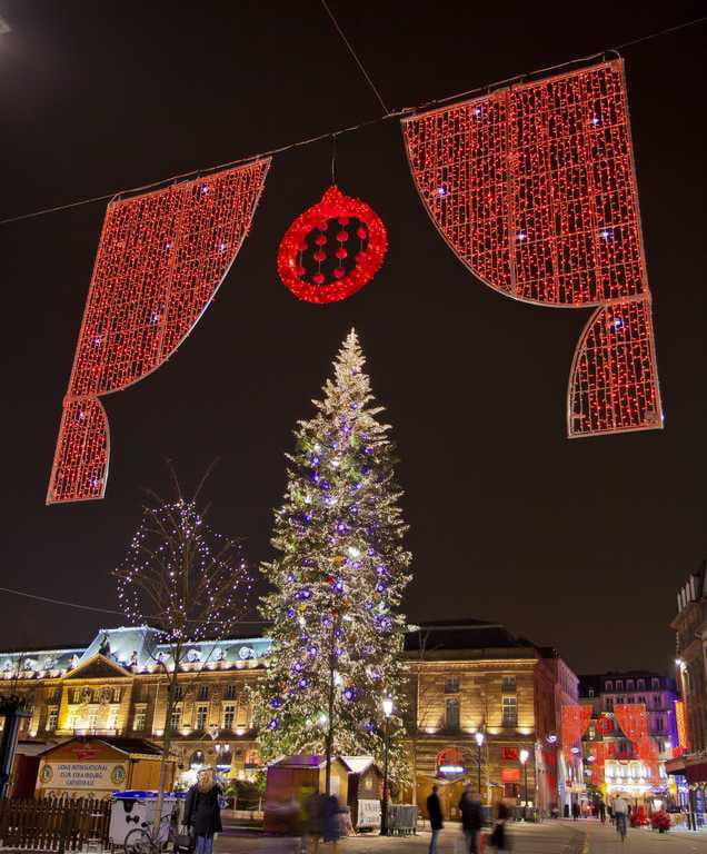marché de noel strasbourg 2018 maintenu Marché de Noël de Strasbourg 2018 : les animations incontournables marché de noel strasbourg 2018 maintenu