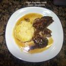 Chez Vous  - Gigot d'agneau confit - gratin dauphinois -