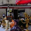 Crêperie de la Cathédrale  - Les puces de la Cité -