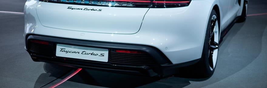 Porsche Taycan: ce que l'on sait de la Porsche électrique [photos, prix]
