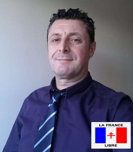 Patrick Vinour